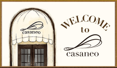 wellcome to casaneo